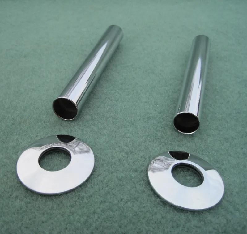 Chrome Pipe Sleeving Kit