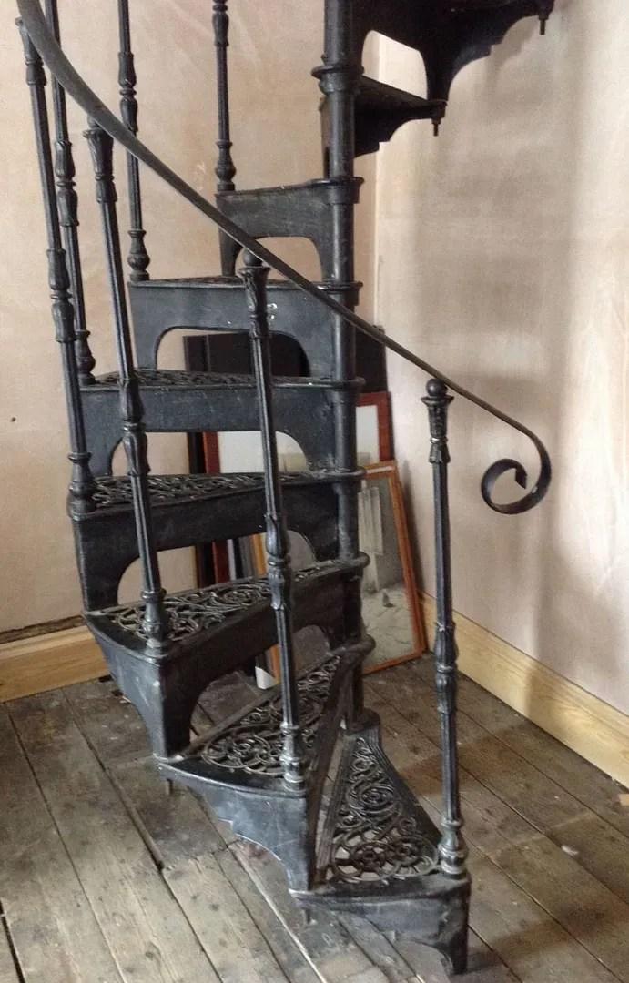 Black Spiral Staircase Model Crazy S Max Free