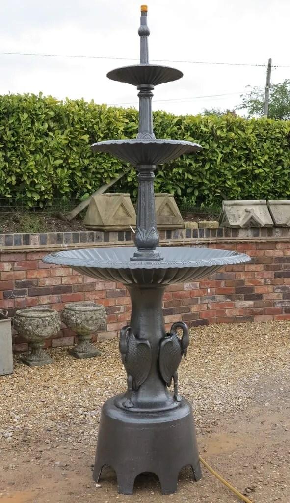 Building Garden Fountain
