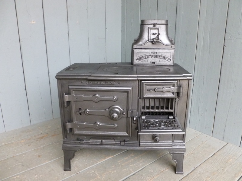cast iron kitchen stove showrooms nyc antique victorian stoves ranges ovens original reclaimed made by belle portable out of fully refurbished