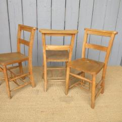 Used Kitchen Chairs Star Trek Chair 17 Available Antique Church Without Book Holders