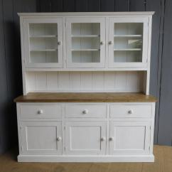 Kitchen Dresser White Canisters Handmade Wooden Dressers Made To Your Sizes Measure Reclaimed Pine Order In Here Our Workshops