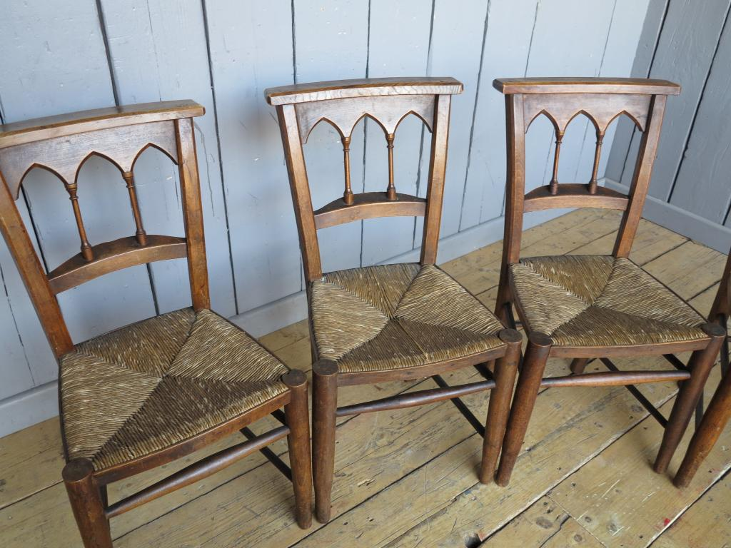 used kitchen chairs rifton wooden chair 3 available antique rush seated church