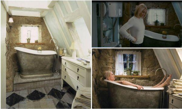 Salle de bains dans Rosehill Cottage (The Holiday)