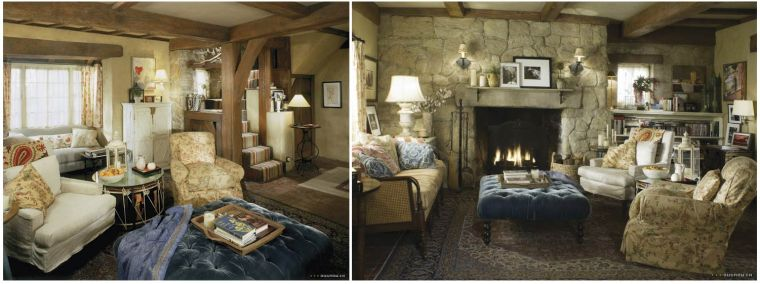 The holiday le cottage anglais d 39 iris uk actually for Interieur style cottage anglais