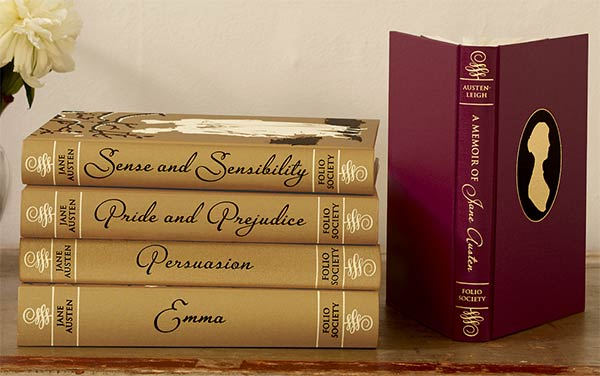 The Folio Society, Jane Austen