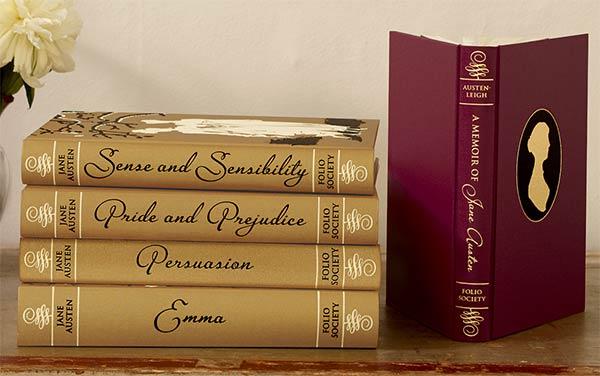 The Folio Society, Jane Austen