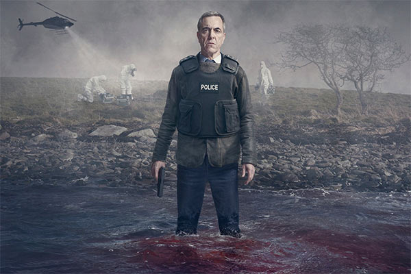 Bloodlands, série britannique 2021 (BBC One)