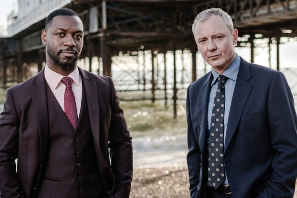 Grace Saison 1 ITV Serie britannique 2021