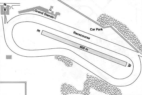 Haydock Park in 2000