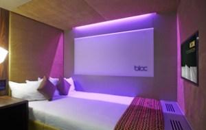 BLOC Hotel Room