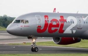 Jet2 Fine Unruly Passenger