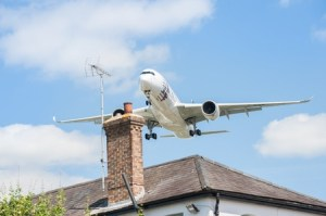 Manchester Airport Noise Pollution