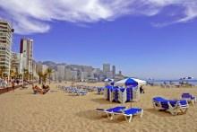 Benidorm Beaches