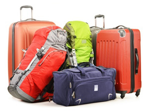 Keeping Luggage Safe at Airports