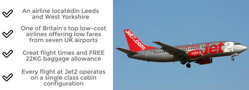 Jet2 UK Flight Operator