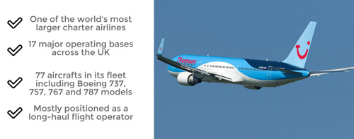 Thomson UK Flight Operator