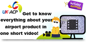 View & Book Airport Products by Video
