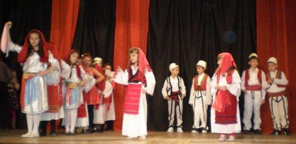 """Program festiv në Londër: """"Loti i fundit që pikon"""" – 20 shkurt 2010"""