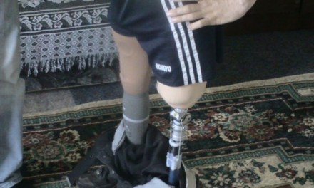 Mbremje bamiresie ne Shoreham-by-Sea per invalided e Kosoves