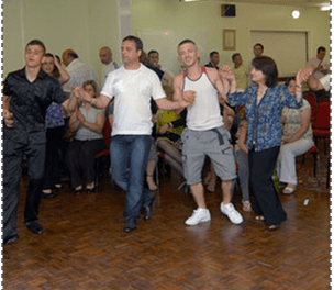 New Albanian Kosovan group in Reading