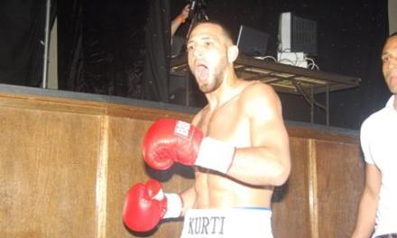 Meç i boksierit shqiptar Eder Kurti me 20 qershor në Londër