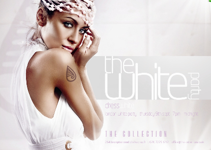 Bajram White Party @ The Collection – 9 shtator 2010