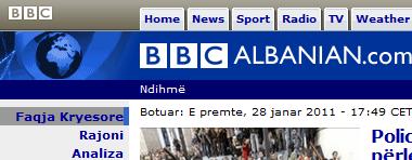 <!--:sq-->BBC mbyll programin në shqip<!--:-->
