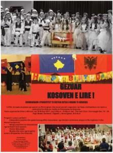 Gëzuar Kosovën e lirë! - Festim ne Birmingham me 19 shkurt 2011