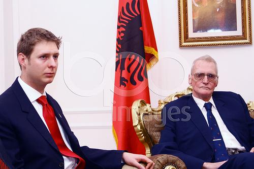 Mbreti Leka I dhe Princ Leka II
