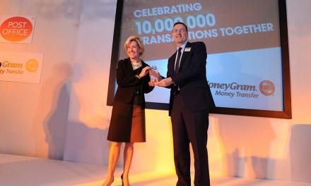 <!--:en-->MoneyGram and the UK Post Office Mark 10 Millionth Money Transfer <!--:-->
