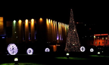 Christmas in Albania