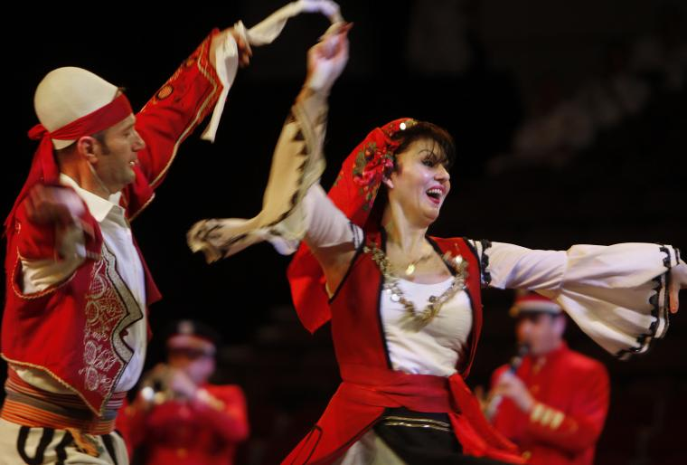 <!--:en-->Albanian performers at Virginia International Tattoo in USA<!--:-->