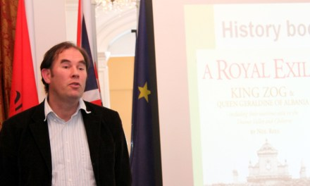 <!--:en-->King Zog in Exile, an illustrated talk by Neil Rees<!--:-->