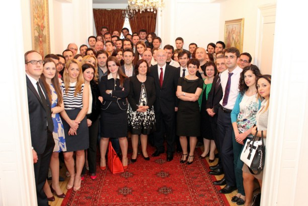 UK Albanian Professionals was officially launched on Friday, 31st of May 2013