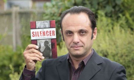 <!--:en-->A British author talks about his new book and Albania<!--:-->