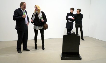 <!--:en-->Albanian artist, Sislej Xhafa, exhibits at London's Blain Southern<!--:-->