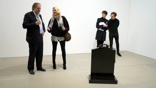 Sislej Xhafa's artwork exhibited at London's Blain|Southern