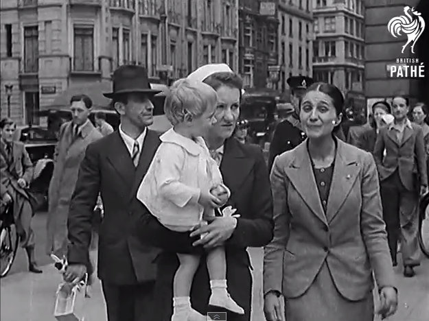 Royal Exiles (1940)