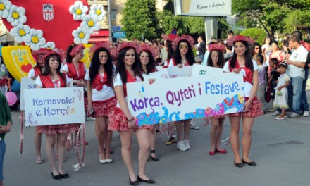 Southern Albanian city Korça to hold international carnival festival
