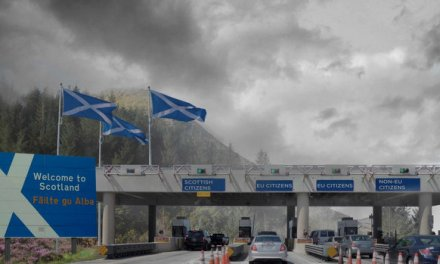 If Scotland leaves Britain, will naturalised British remain without identity?