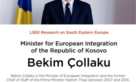 <!--:en-->LSE Lecture: Kosovo's EU integration process after seven years of independence; what's next?<!--:-->
