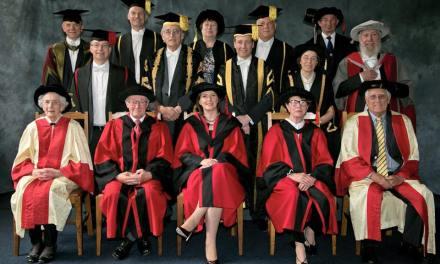 Presidentja Jahjaga u nderua me titullin Doktor Nderi i Shkencave Juridike në Universitetin e Leicesterit