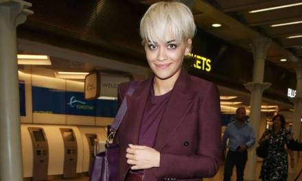 Rita Ora wants to open a school in her Kosovan hometown