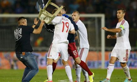 Euro 2016 Qualifiers: Tonight Albania will host Serbia amid tight security