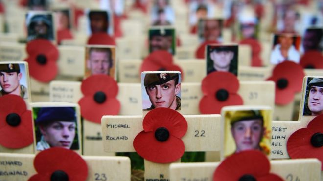 Nation to remember war dead on Armistice Day
