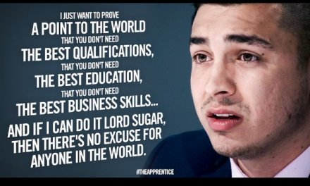 The Apprentice 2015: Mergim's speech about coming to the UK as a refugee touched the nation's hearts