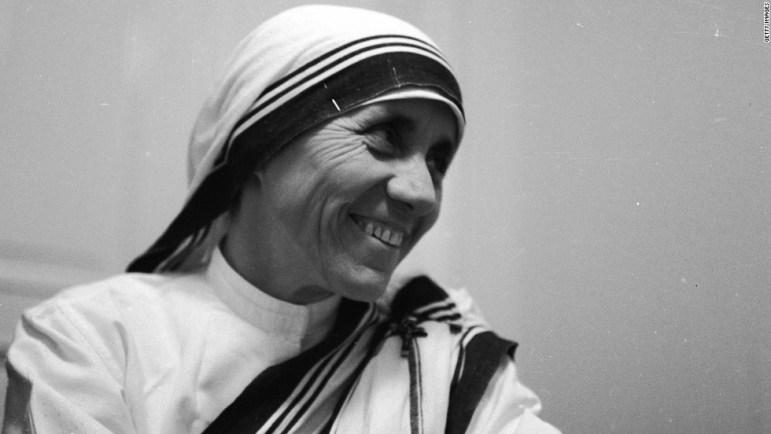 A 1960s portrait of Mother Teresa