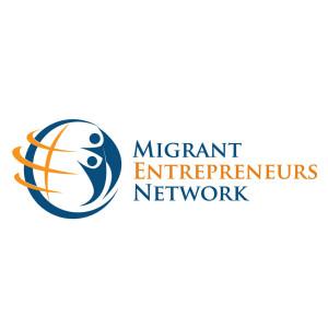 Migrant Entrepreneurs Network logo