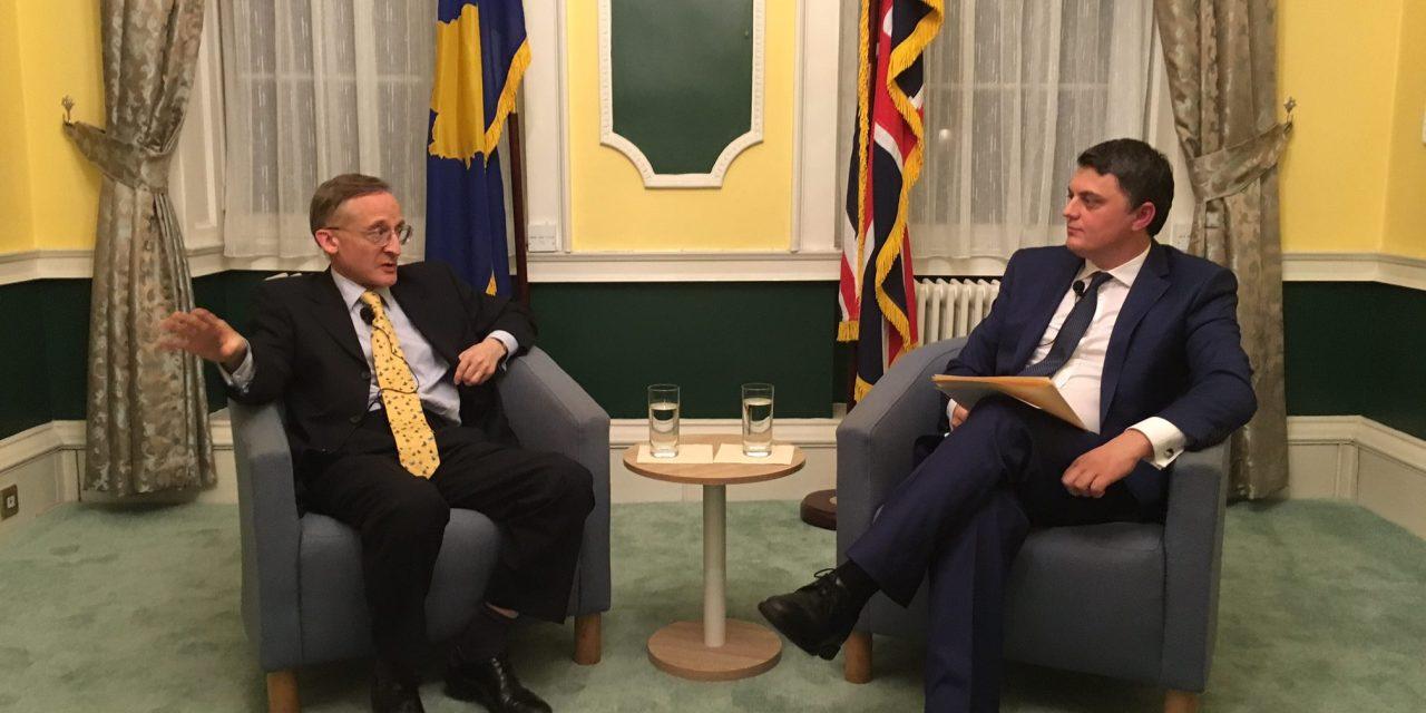 Kosova dhe Ballkani nga perspektiva e historianit Sir Noel Malcolm
